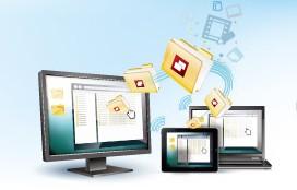 Облачният софтуер осигурява пълен достъп до десктопа, приложенията и файловете