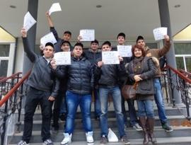 Десетки ученици от цялата страна участваха в десетото национално състезание по компютърни мрежи