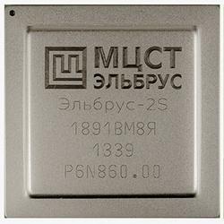Елбрус-4С има 4 ядра с тактова честота 80 MHz и поддържа три канала памет DDR3-1600
