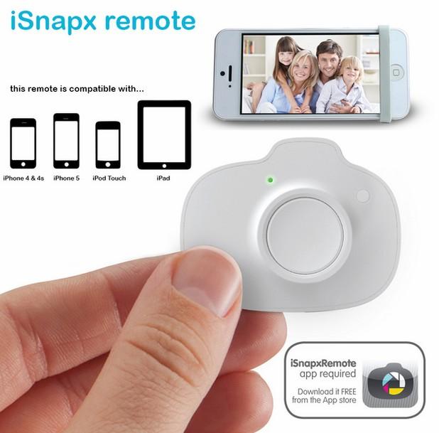 iSnapX използва патентована технология и може да се прилага при снимки от разстояние до три метра