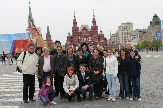 Страната ни бе представена с общо 9 научно-изследователски проекта на международния конкурс в Москва