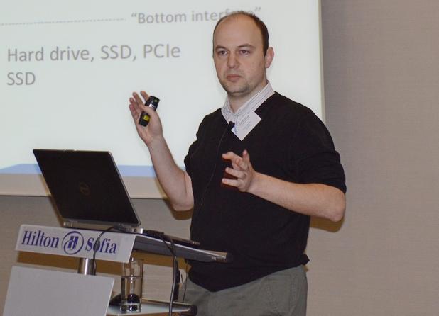 Решението StorPool е изключително икономично по отношение на хардуерните ресурси, заяви Боян Кроснов
