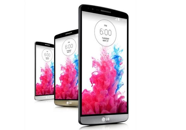 G3 има 5,5-инчов Quad HD дисплей с резолюция 2560x1440 пиксела