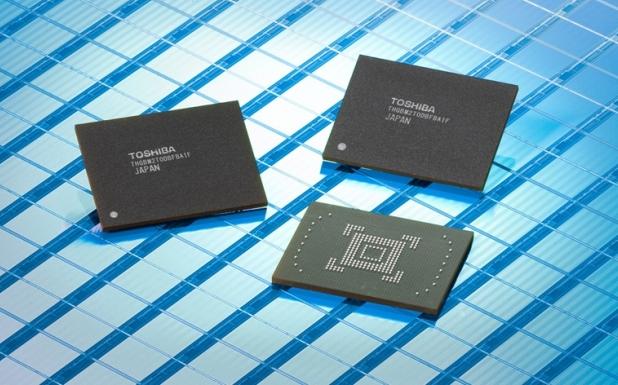Toshiba предлага нов тип кеш, наречен MRAM или по-точно STT-MRAM - магнитоустойчива памет с произволен достъп