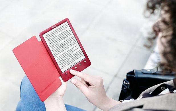 Sony Reader PRS-T3 е последният четец на е-книги с японската марка