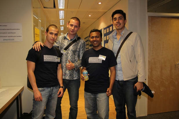 Възпитаниците на Варненския свободен университет участваха в отбора, спечелил второ място на хекатона между Лондон и Сан Франциско