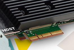 SSD устройството е изпълнено във вид на разширителна карта