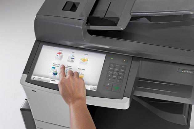 Продуктовото портфолио на Lexmark включва устройства от всички сегменти – от бюджетни решения за малък и среден офис до лазерни многофункционални машини за корпоративни клиенти