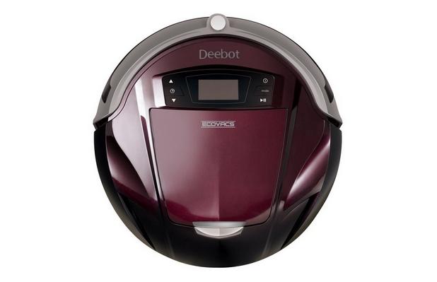 Deebot D76 е компактен и стилен робот за почистване на всякакви повърхности – подове, стени, тавани и дори клавиатури