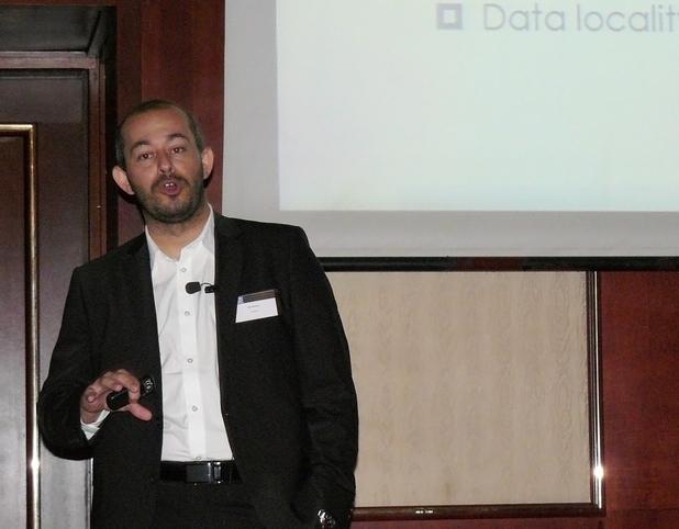 """""""Събирайте само нужните ви данни. Събирането на данни заради самото събиране струва скъпо"""", заяви Иво Вачков от Xi Group, по време на Big Data форум на IDC България"""