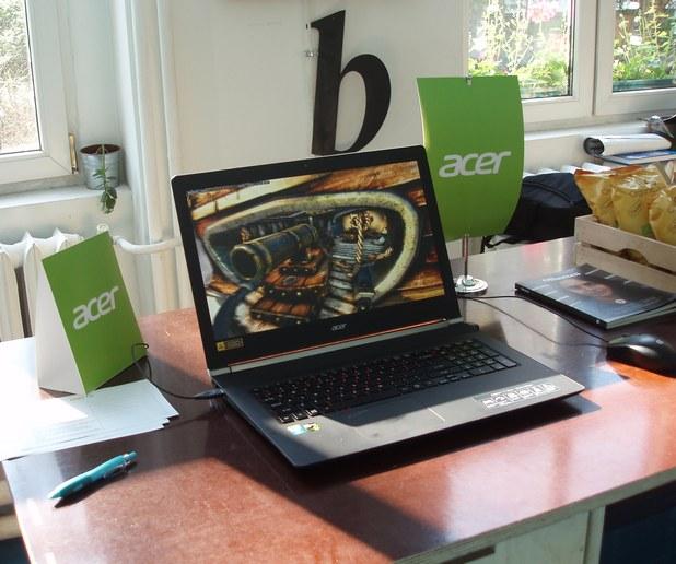 През традиционно силното четвърто тримесечие Acer ще налага на пазара у нас новата серия потребителски лаптопи Aspire Nito