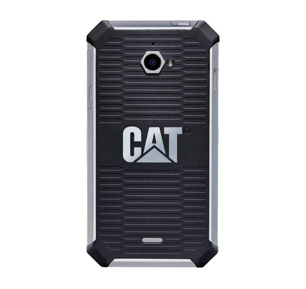 Cat S50 е готов за работа при най-неблагоприятните природни условия – влага, прах, дъжд, силна вибрация