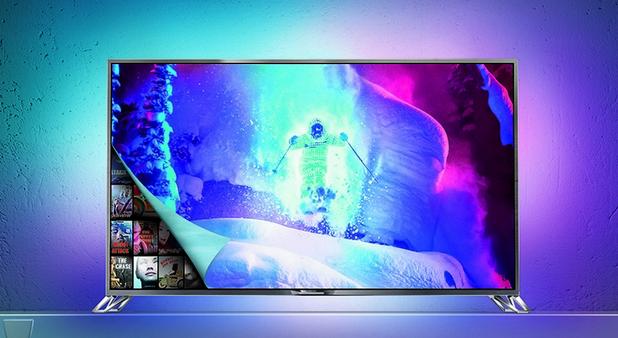 Philips вярва, че може да конкурира LG в нейното поле – на пазара за OLED телевизори