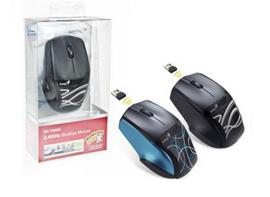 Безжичната мишка Genius DX-7000X може да се ползва върху най-различни повърхности