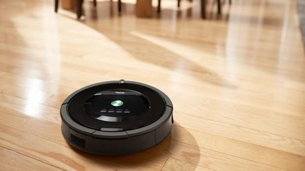 Роботът-прахосмукачка Roomba не пропуска нито едно местенце от пода