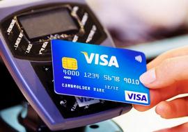 Безконтактните карти позволяват на притежателите им да правят плащания с леко докосване на картата до терминала, без да я поставят в слота