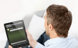 Решенията WEBROOT, използващи SaaS методологията, максимално опростяват организацията на защитата на потребителите от Интернет заплахи