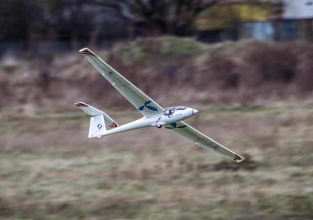 Автономен самолет-глайдер за заснемане на 3D карти на труднодостъпни райони, създаден по проект от програмата Space Challenges