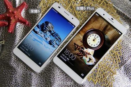 Екранът на Honor 6 Plus има диагонал 5,5 инча и резолюция Full HD 1920х1080 пиксела
