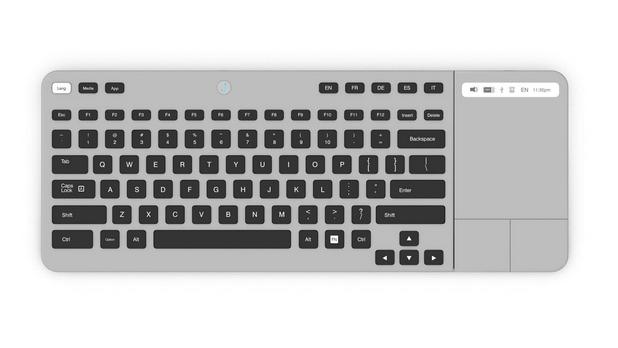 Модулът с цифровата клавиатура ще може да се откача и заменя с тъчпад