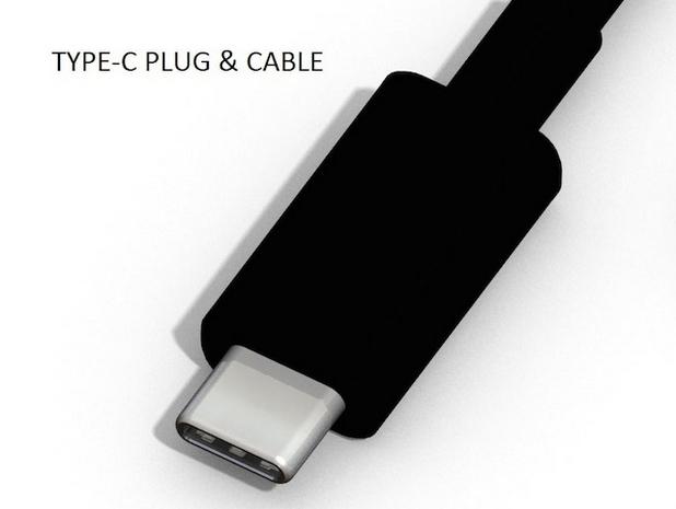Спецификацията USB 3.1 поддържа предаване на данни със скорост 10 гигабита в секунда (Gbps)