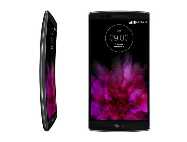Новият LG G Flex2 има по-стилни и фини извивки от своя предшественик