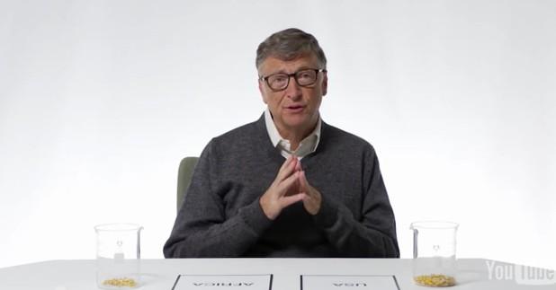 Бил Гейтс влага все повече средства в благотворителната си дейност