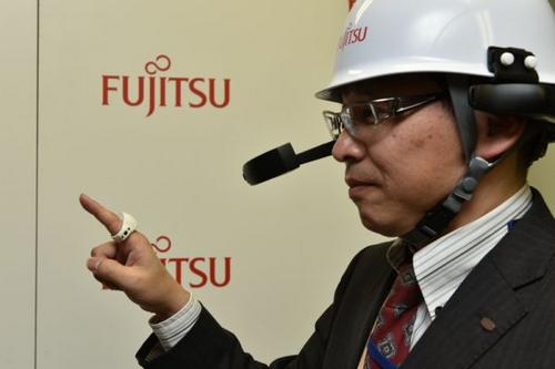 Иновативното устройство на Fujitsu ще намери приложение в сферата на техническото обслужване