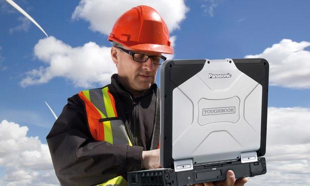 Panasonic Toughbook CF-31 е предназначен за индустриални и военни приложения