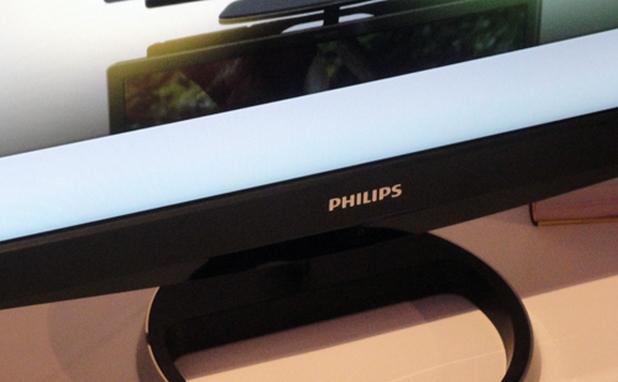 С 15% пазарен дял Philips води и в 27-инчовия сегмент на пазара в Източна Европа