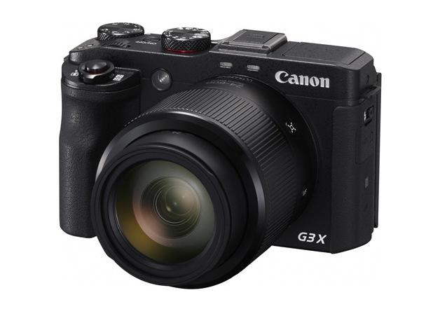 Прототип на новия Canon PowerShot G3 X ще бъде показан този месец на изложение в Япония