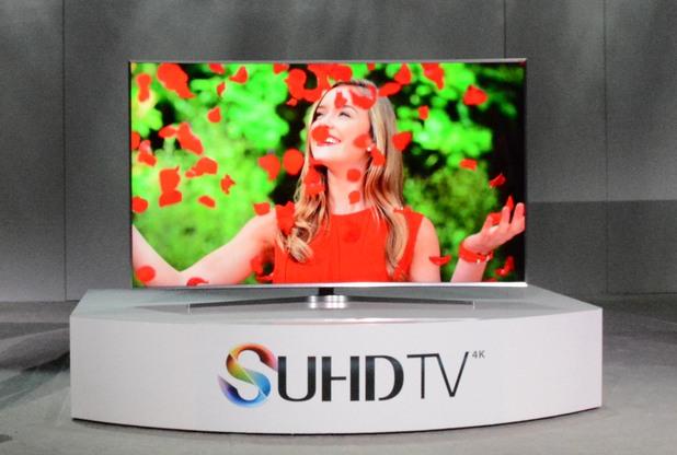 Цените на първите телевизори с квантови точки на Samung започват от над 5000 долара