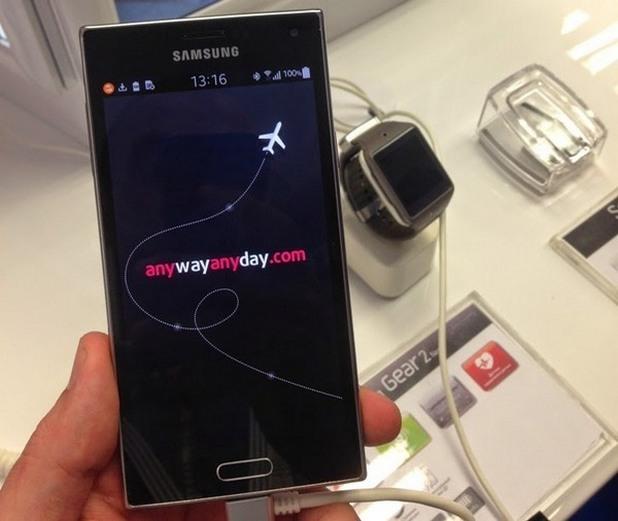 Бъдещият смартфон Samsung Z2 ще предложи екран с резолюция qHD 960х540 пиксела