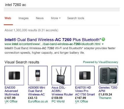 Superfish показва оферти в резултатите от търсене през лаптопи Lenovo с Internet Explorer и Chrome