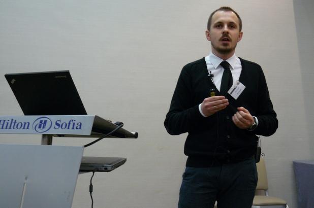 Облачната услуга осигурява защита на преносимите устройства навсякъде, заяви Пьотр Чопик, консултант по ИТ сигурност в Clico