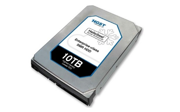 10-терабайтоният HDD на HGST е предназначен за облачни приложения