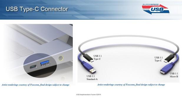 Портовете USB Type-C, срещани при някои лаптопи, скоро ще станат част и от смартфоните