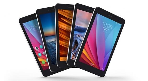 Huawei Honor Pad има 7-инчов екран с резолюция 1024х600 пиксела