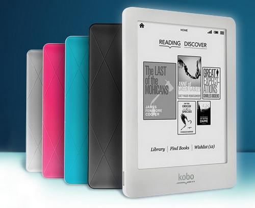 Серията е-четци Kobo Glo вече включва достъпен модел с резолюция HD