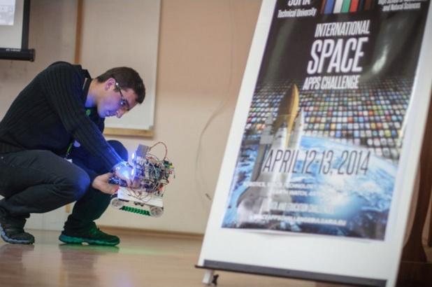 NASA Space Apps Challenge е най-големия хакатон в света за разработване на иновативни технологични решения с отворен код