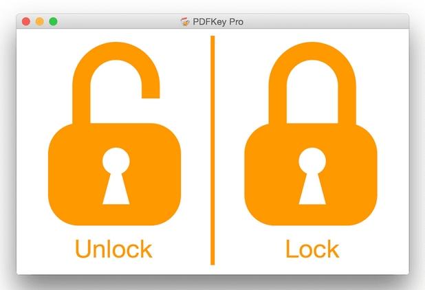 PDFKey Pro позволява лесно отключване на PDF файлове, защитени с парола за копиране и печат
