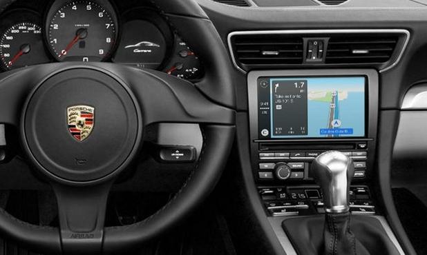 Някои модели Порше скоро ще предложат инфотейнмънт на база Apple CarPlay