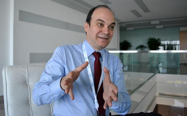 """""""ИТ директорите вече имат място в борда на директорите"""", каза Шербан Зирнован, Dell, мениджър корпоративни решения в Dell"""