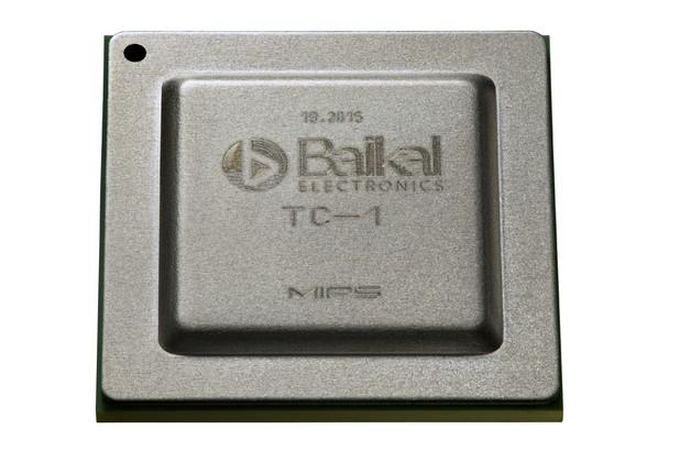 Двуядреният процесор Baikal-Т1 ще замени чуждите чипове в контролери за нуждите на Газпром