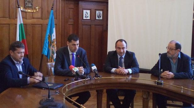 Аутсорсинг компаниите и ИТ бизнесът са насочили вниманието си към Пловдив, където кметската управа канализира този процес