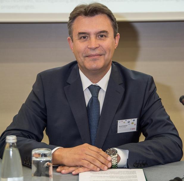 """Михай Болдижар, генерален директор на Роберт Бош ЕООД, прогнозира повишаване на търсенето на """"техниката за живота"""" с марката Бош"""