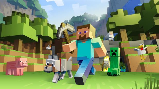 Както се очакваше, на върха в Топ 10 на най-гледаните игри в YouTube e Minecraft
