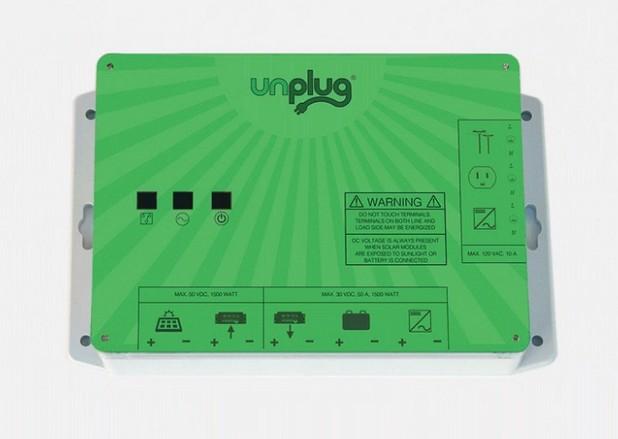 UNplug e прост, евтин и напълно автоматичен модул за пестене на енергия