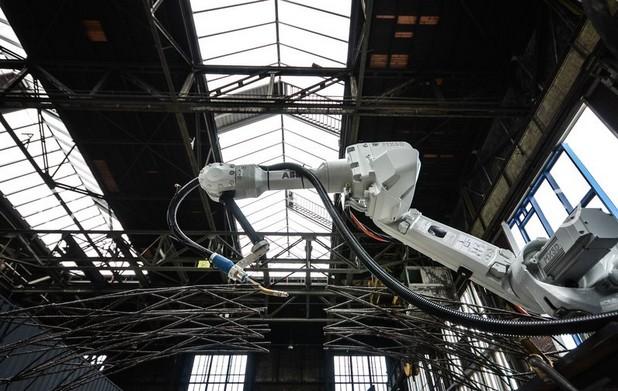 Целта зад експерименталния проект за 3D-печат на мост е евентуалното създаване на напълно автоматизирана строителна площадка
