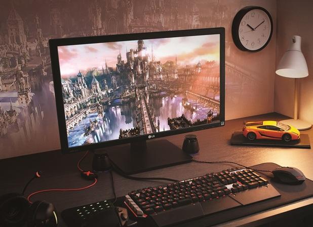 LG, Free LG 27MU67 поддържа технология FreeSync на AMD, която елиминира разкъсването на образа и насичането